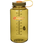 Nalgene Wide Mouth Water Bottle: 32oz, Olive