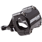 Straitline Components Ultra Direct Mount Stem, (31.8) 50mm - Black
