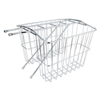 Wald Rear Twin Carrier Silver