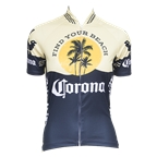 Retro Image Two Corona Vintage Women's Short Sleeve Jersey