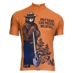 Smokey Bear Men's Short Sleeve Jersey