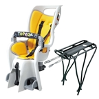 Topeak Babyseat II and Babyseat II Rack (Non-Disc) TCS2204