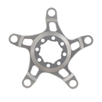 Tune Smart Foot Spider, 110mm Bcd (compact) Silver