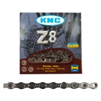 KMC Z8 6/7/8 spd 1/2 x 3/32 116 Links