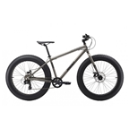 "Reid Boss 26 x 4.0"" Fat Bike Gunmetal"