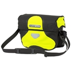 Ortlieb Ultimate6 M High Visibility Neon Yellow-Black Reflex