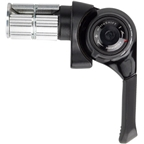microSHIFT Right Bar End Shifter, 11-Speed Mountain, Shimano DynaSys Compatible