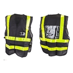 Sunlite Delivery Style Safety Vest with ID Pocket