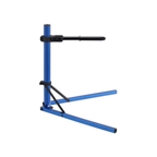 Granite Design Hex Stand, Folding Bike Stand, Blue