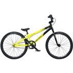 "Radio Raceline Cobalt 20"" Junior Complete BMX Bike 18.5"" Top Tube Black/Yellow"