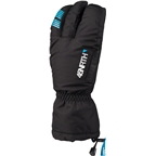 45NRTH Sturmfist 4 Finger Glove: Black