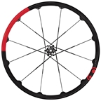 """Crank Brothers Opium 3 DH 29"""" Wheelset Red/Black"""