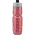 Whisky Parts Co. Insulated Purist Water Bottle - 23oz Stretched Pattern