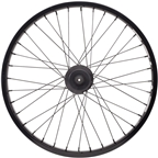 Eclat Trippin Rear Wheel with 9T Right Side Drive Cortex Freecoaster Black