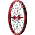 Salt Everest Flip Flop Rear Wheel 20 3/8 Axles Red
