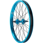 Salt Everest Flip Flop Rear Wheel 20 3/8 Axles Blue