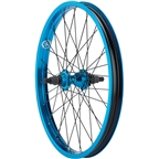 Salt Everest Cassette Rear Wheel 20 9t Driver 14mm Axle Blue