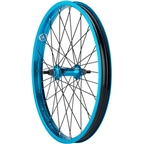 Salt Everest Front Wheel 20 Blue