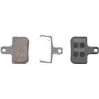 SRAM Disc Brake Pads - Organic Compound, Steel Backed, Quiet, For Force eTap AXS