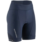 Garneau Optimum 7 Women's Short: Dark Night