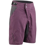 Garneau Dirt Junior Short: Shiraz