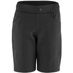 Garneau Range 2 Junior Short: Black
