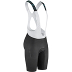 Garneau Course LGneer Race Men's Bib Short: Black/Blue/Green