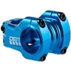 Deity Components Copperhead Stem - 35mm 35mm 0 Degree Aluminum Blue