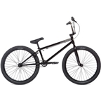 "Stolen Saint 24"" BMX Bike - 21.75"" TT, Black/Chrome"