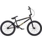 "Radio Revo BMX Bike - 20"" TT, Black"