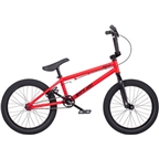 "Radio Revo 18"" BMX Bike - 17.55"" TT, Red"