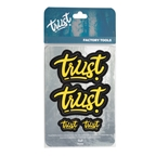 Trust Perfomance Message Decal Kit, Yellow