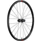Fulcrum Rapid Red 5 Disc 2-Way Fit Gravel Wheelset - 650B, 12x100/12x142 with 15mm Front Adapter, Centerlock, Shimano 11-Speed