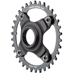 Shimano STEPS SM-CRE80-B Chainring without Chainguide, 53mm Boost Chainline, 34t