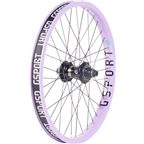 G Sport Elite Rear Wheel Freecoaster Left Hand Drive Lavender