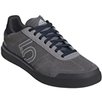 Five Ten Sleuth DLX Troy Lee Designs Men's Flat Pedal Shoe: Gray/Navy