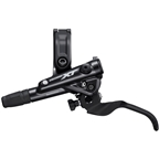 Shimano Deore XT BL-M8100/BR-M8100 Disc Brake and Lever - Front, Hydraulic, Post Mount, 2-Piston, Black