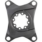 Quarq Red/Force D1 Crank Spider - 107 BCD, No Power Meter, Includes 8 Torx Mounting Bolts