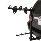 "Hollywood Racks HR400 4 Bike Carrier for 2"" hitches"
