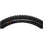 Continental Trail King Tire - 26 x 2.4, Clincher, Folding, Black, ShieldWall