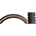 Maxxis Rekon Race EXO/TR Tubeless Folding Tires, 29 x 2.35, Black / Tan