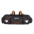 Ortlieb Handlebar Pack with Velcro Straps, 15L, Matte Black