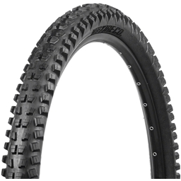 Vee Tire Co. Flow Snap Tire - 24 x 2.4, Tubeless, Folding, Black, 72tpi, Tackee Compound, Enduro Core