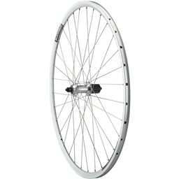Quality Wheels Rear Road Rim Brake 700c 130mm QR 11-speed Alex DA22 Silver / Shimano Tiagra RS400 Silver / DT Industry