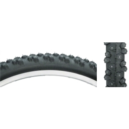 "Nokian Suomi Extreme 294 26 x 2.1"" Studded Tire with 294 studs"