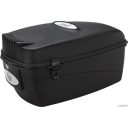 Planet Bike Escape Pod Storage Box: Black