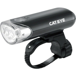 Cateye HL-EL135N Sport OptiCube LED Headlight: Black