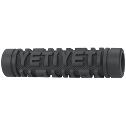 ODI Yeti Speed Grip Open with Plug, Black