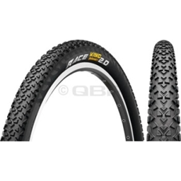 "Continental Race King 26 x 2"" UST Black"