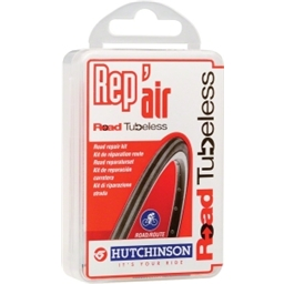 Hutchinson Rep' Air Tubeless Repair Kit for Road UST Tires